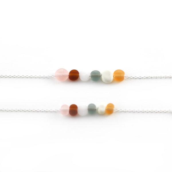 duo de bracelets en verre