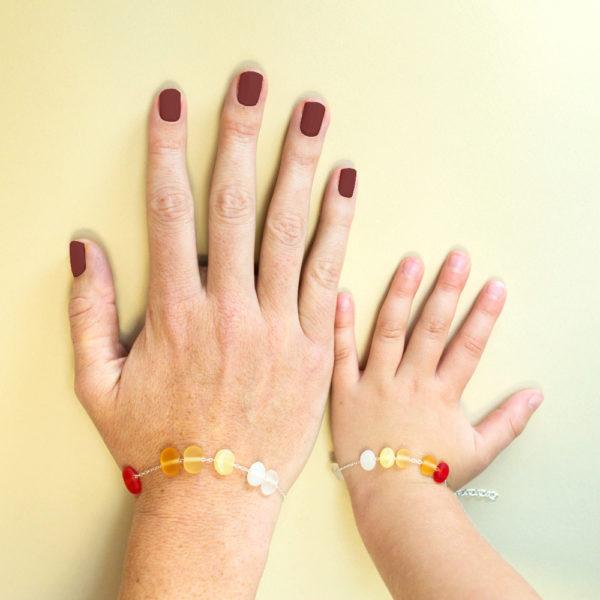 un bracelet pour maman un bracelet pour sa fille
